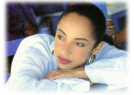 sade adu pictured with her daughter