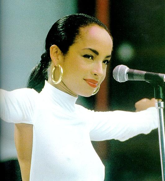 Sade Adu - lead vocalist and songwriter - Smooth Operator, Diamond ...